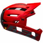 Bell Bell - casco Super Air R MIPS Spherical red/grey