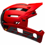 Bell Bell - Helme Super Air R MIPS Spherical red/grey