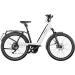 RIESE&MÜLLER RIESE&MÜLLER - Nevo3 GT Touring - Pure White - 47cm - 500Wh - Nyon