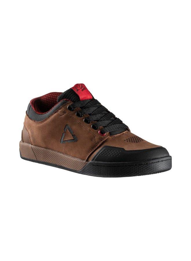 LEATT - scarpe DBX 3.0 FLAT Aaron Chase marroni