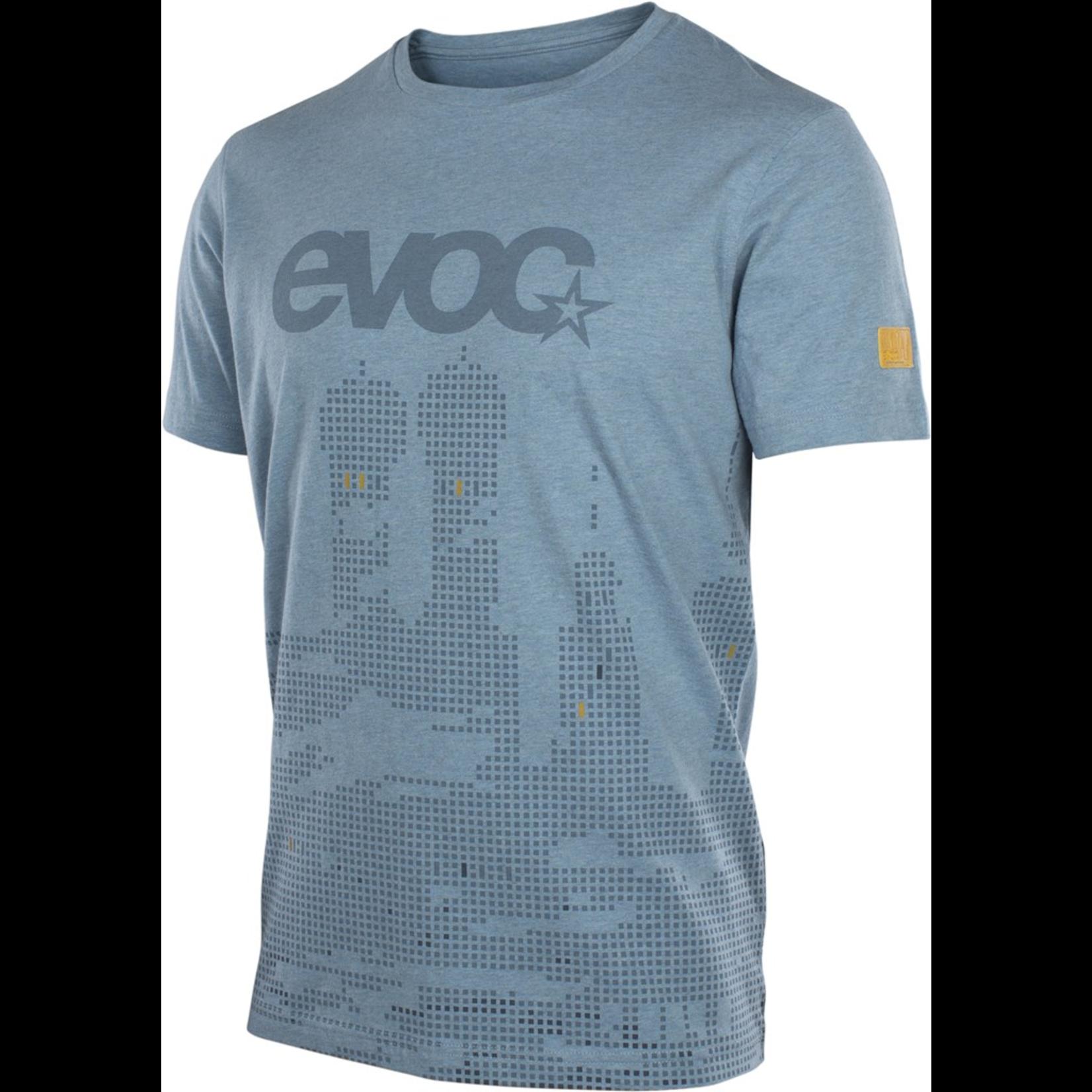 EVOC Evoc - Tshirt Multi Men Azzurra