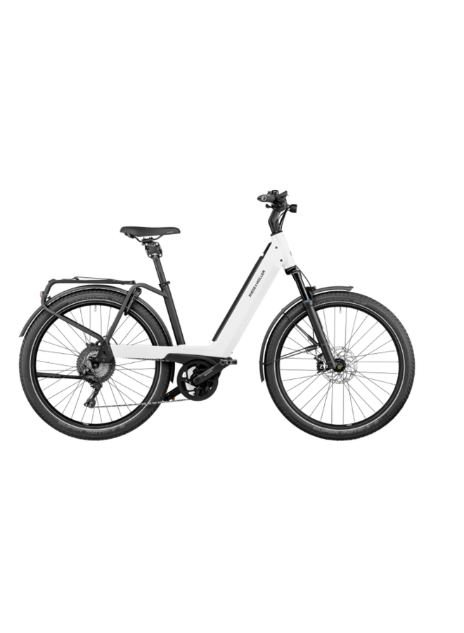 Copy of RIESE&MÜLLER - Nevo3 GT Touring - 500Wh - 43cm - dynamic red metallic