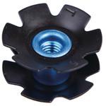 """pro PRO - ragno forcella 1 1/8"""" aluminio nero"""