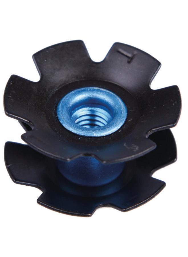 """PRO - ragno forcella 1 1/8"""" aluminio nero"""