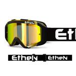 Ethen Ethen - maschera Ares nero bianco