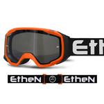 Ethen Ethen - maschera GP06 argento lurex