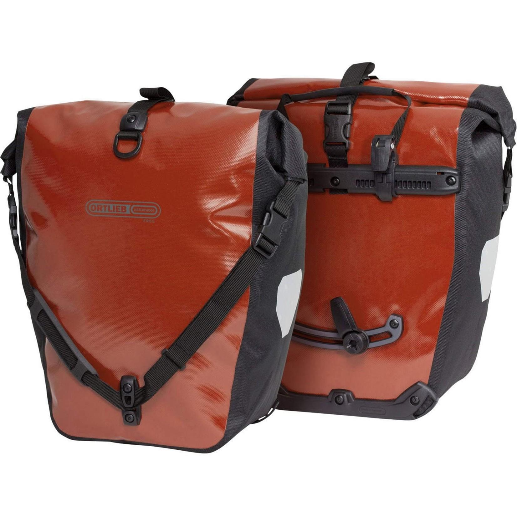 ORTLIEB ORTRLIEB - Taschen Back-Roller Free QL2.1 40L - rust/black