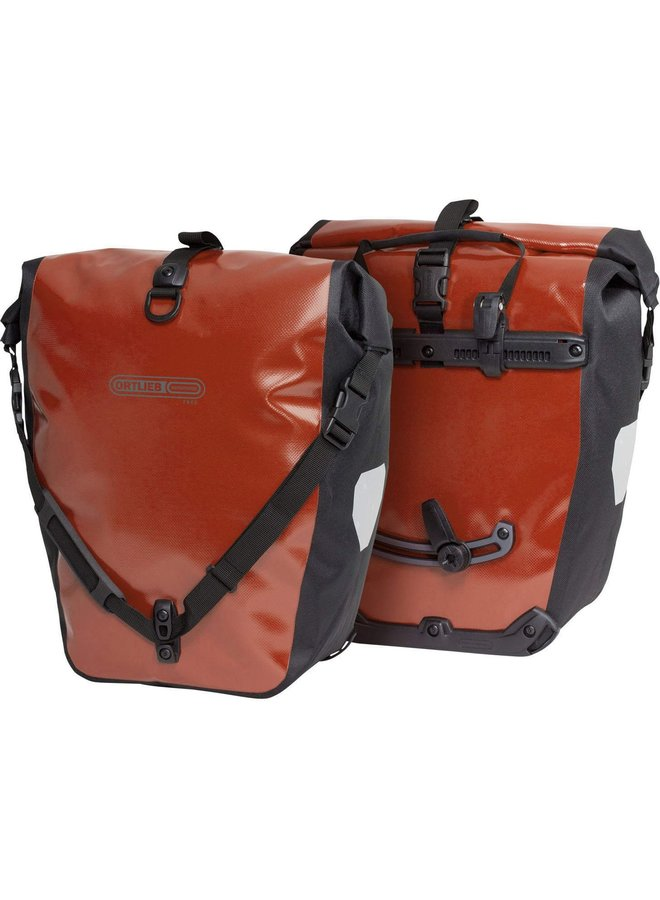 ORTRLIEB - borse Back-Roller Free QL2.1 40L - rust/black