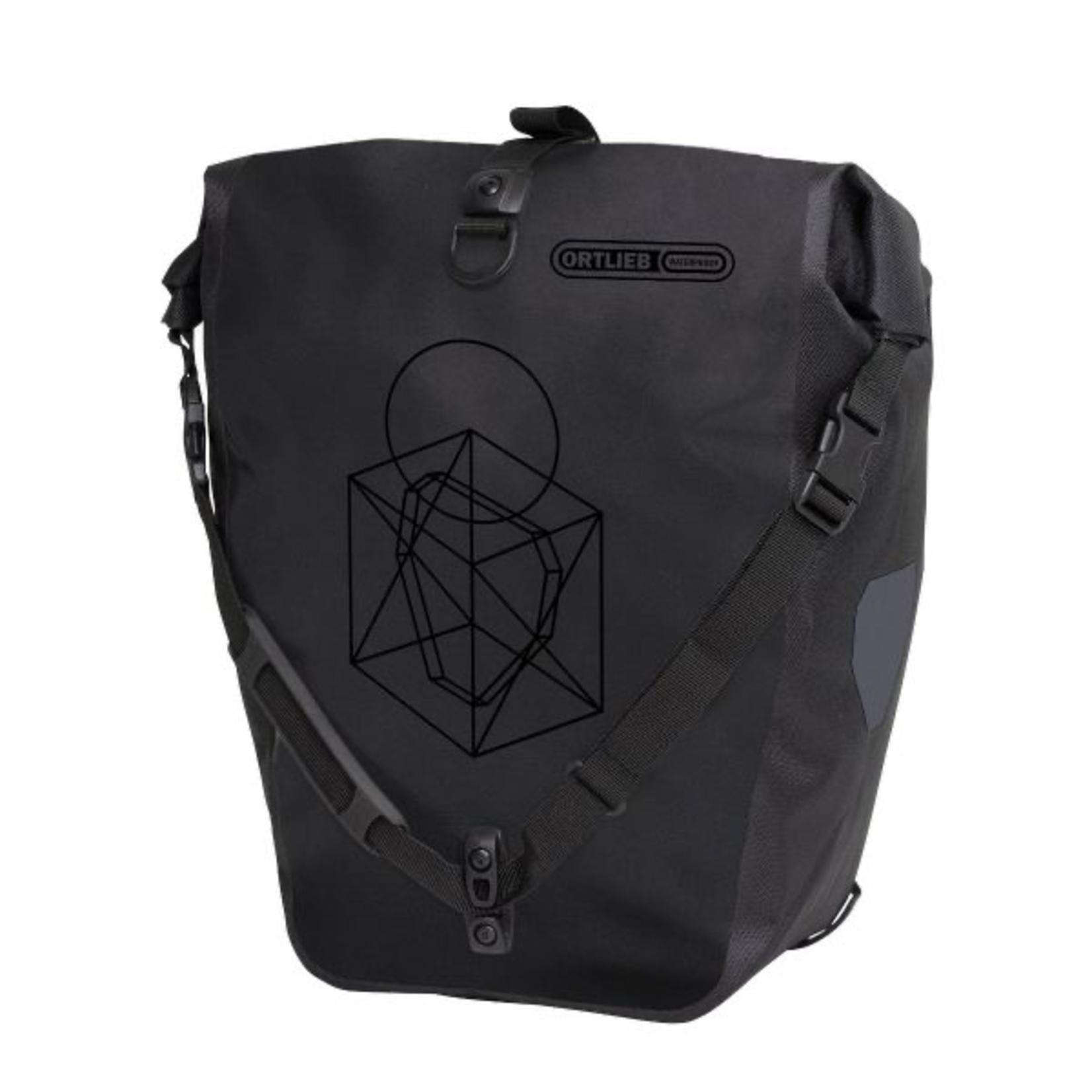ORTLIEB ORTLIEB - Tasche Back-Roller Design Symmetry QL2.1 20L - black