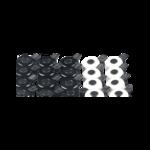 incirca Incirca - Campanelli bici  - nero