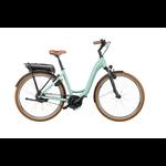 RIESE&MÜLLER Riese & Müller - Swing3 vario urban - Salvia Matt - 46cm - cestino delantero e cestini portapacchi - 500Wh - enviolo