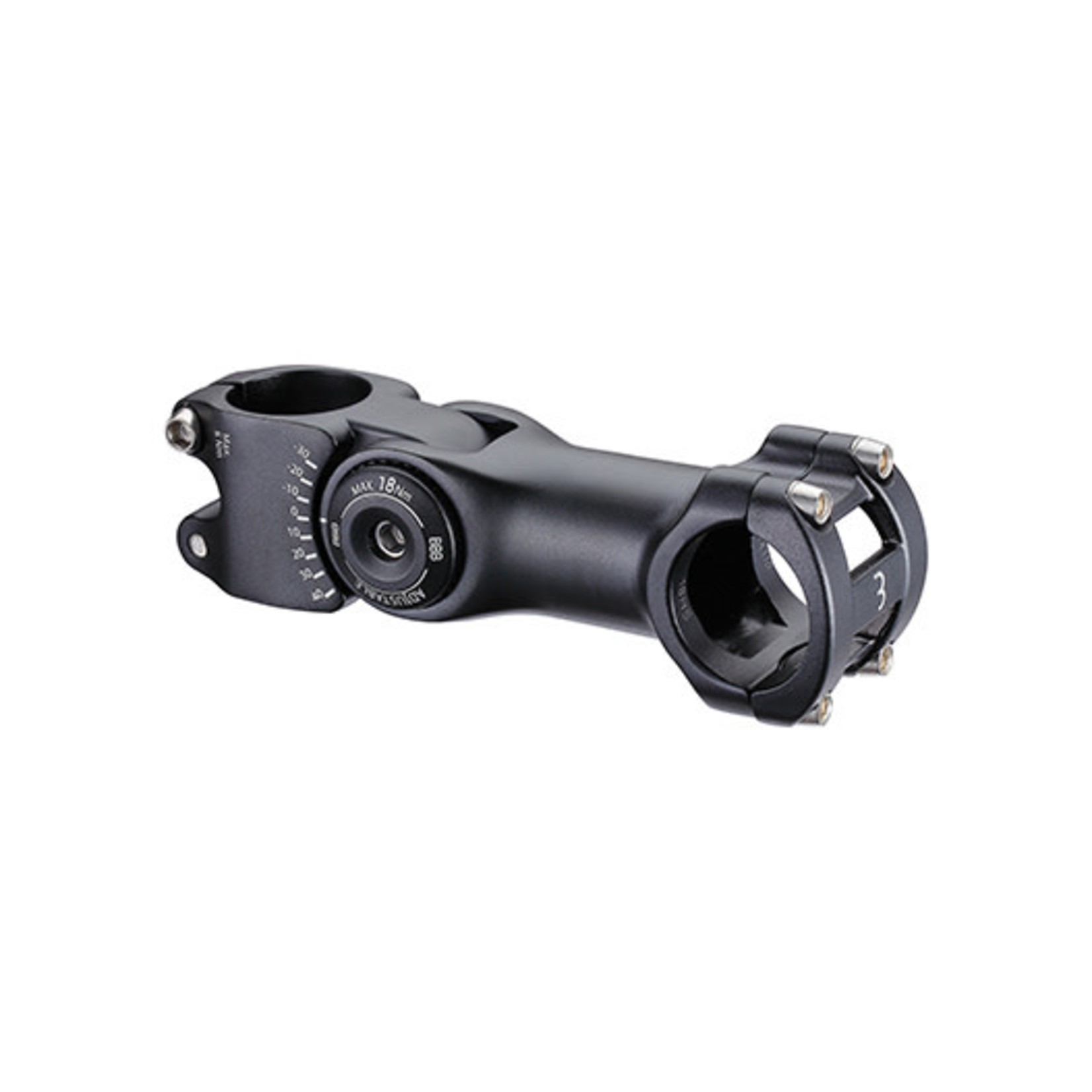 BBB BBB - Vorbau regolabile  130mm 31.8mm (+40º/-40º) nera