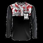 Rie Sel Design RIESEL - maglietta Samurai L / manica lunga