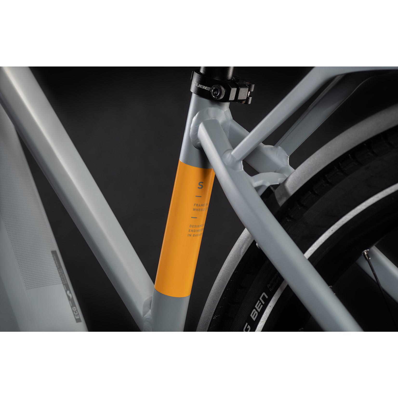 CUBE Cube Touring Hybrid Pro 500 grey'n'orange 2021