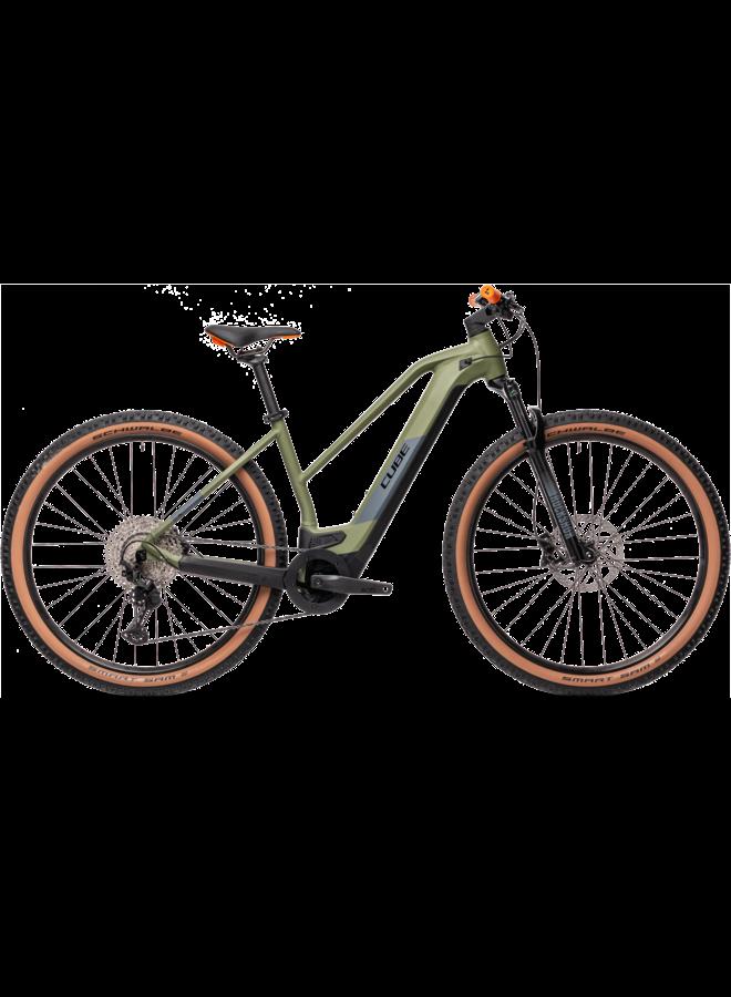Cube Reaction Hybrid Race 625 29 green'n'orange 2021