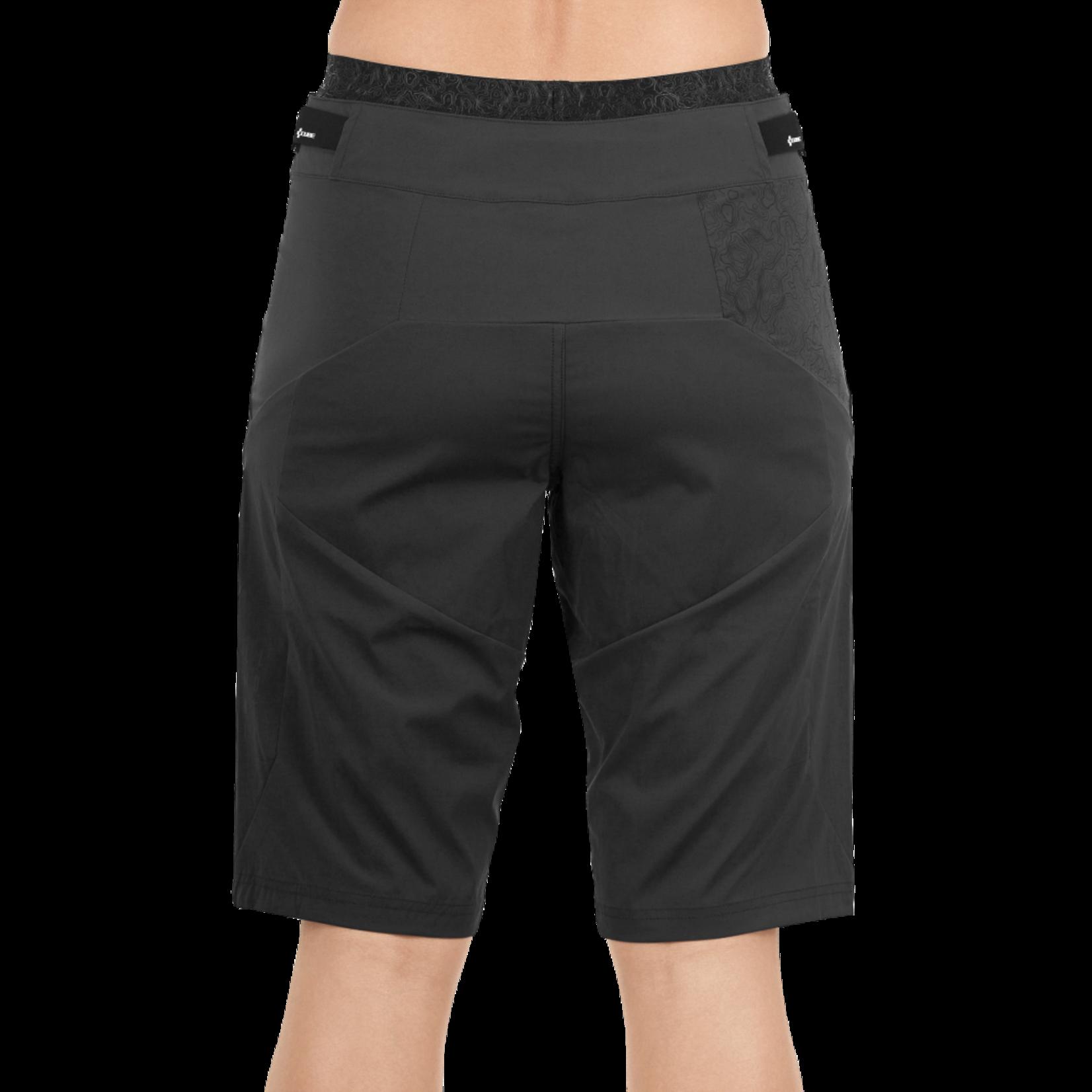 CUBE CUBE - shorts con fondello AM donna
