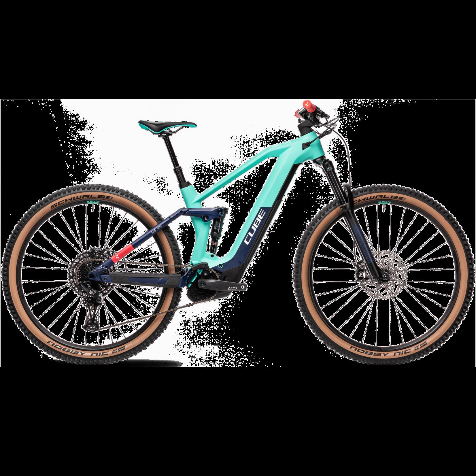 CUBE Cube Stereo Hybrid 140 HPC Race 625 team 2021