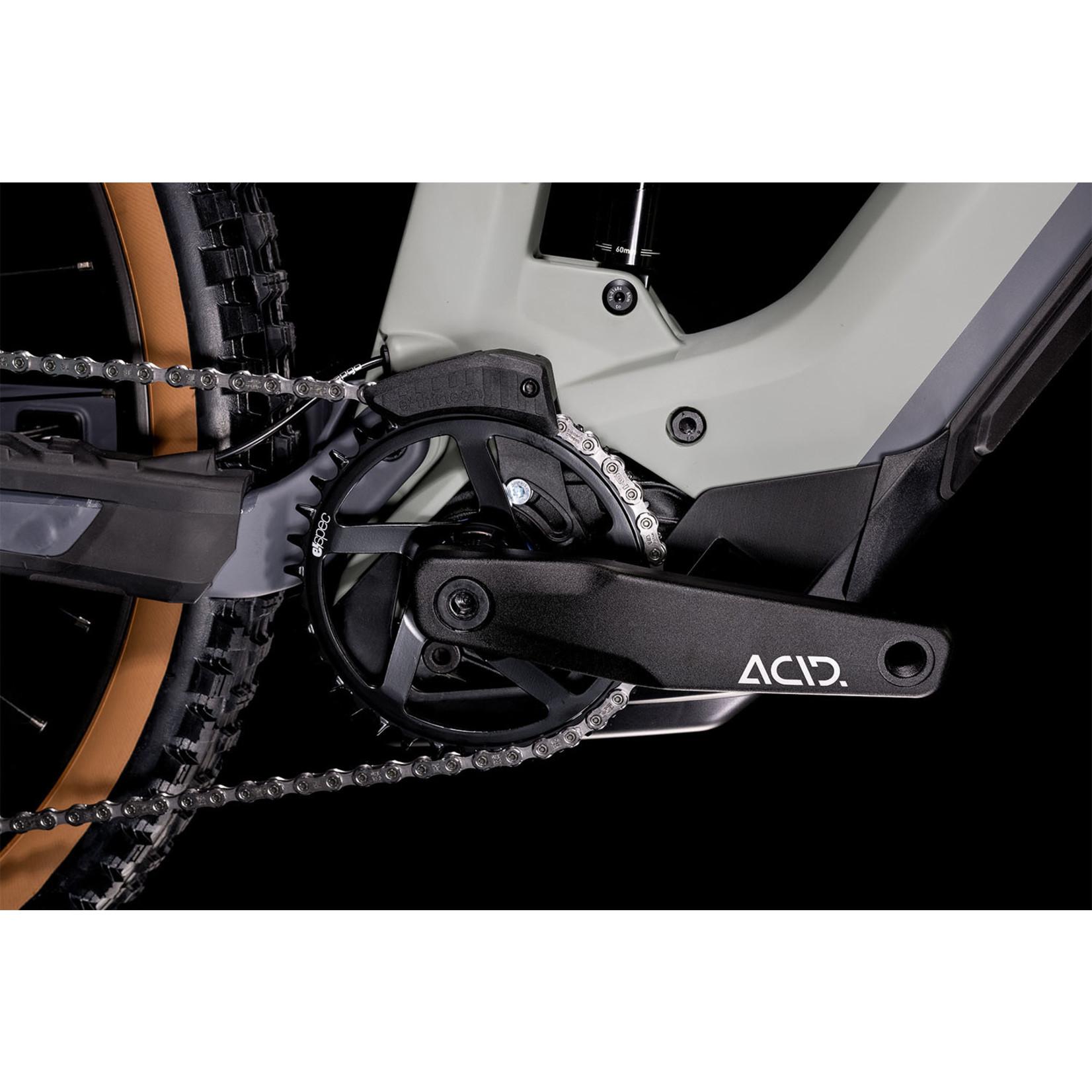 Cube Stereo Hybrid 160 HPC Race 625 27.5 lunar´n´grey
