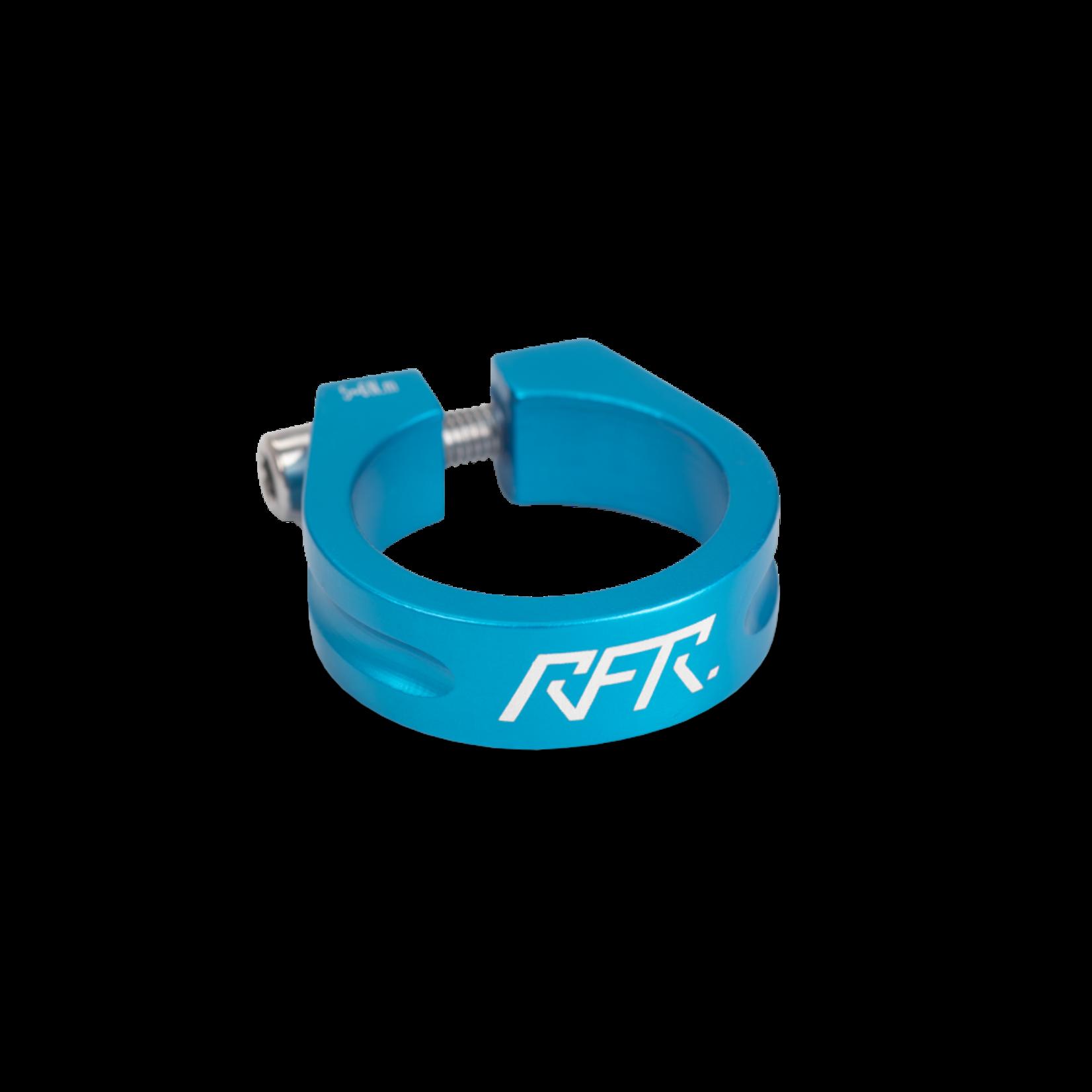 RFR Cube - Collarino Reggisella 34,9 Azzurro