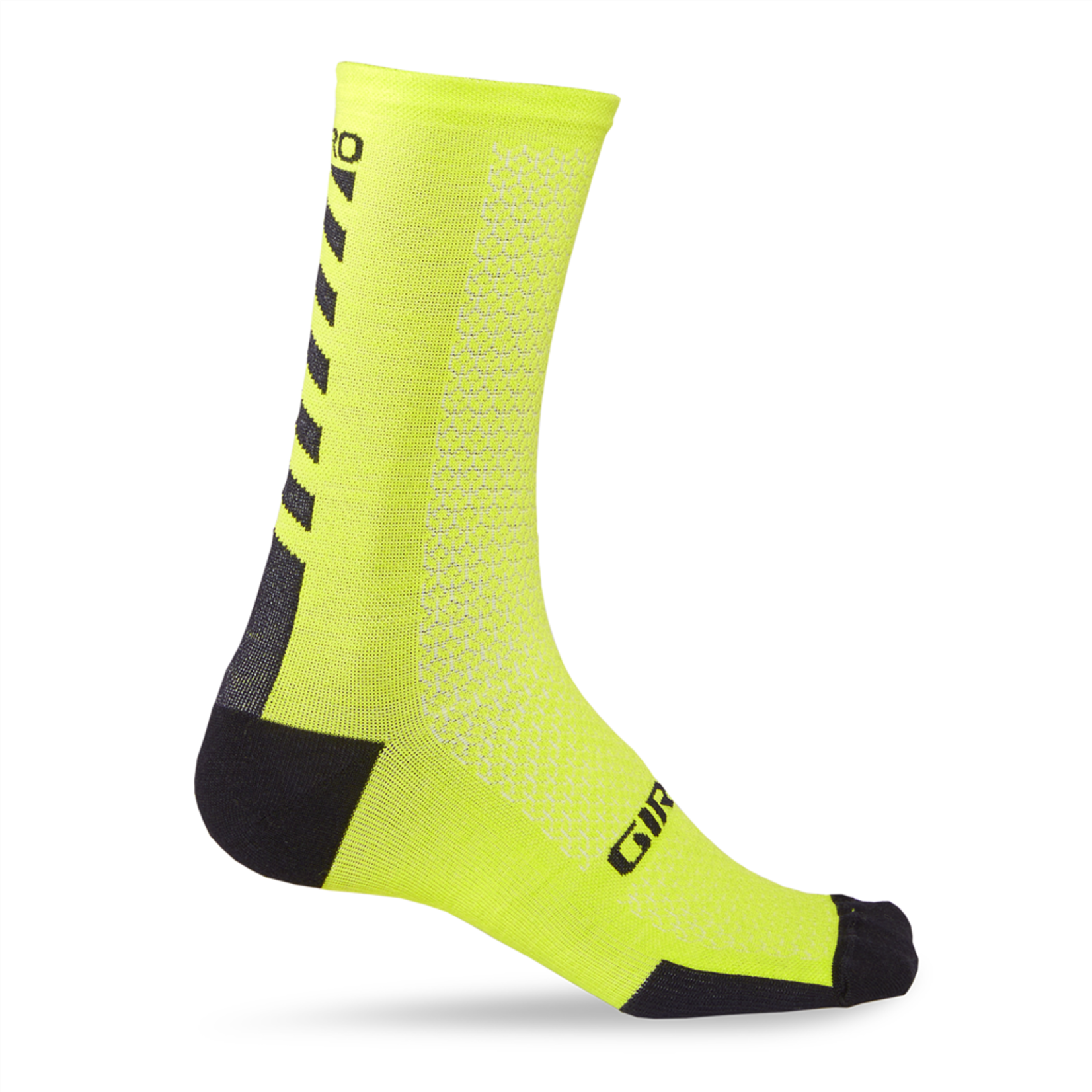 Giro Giro - Socke HRc + merino giallo L