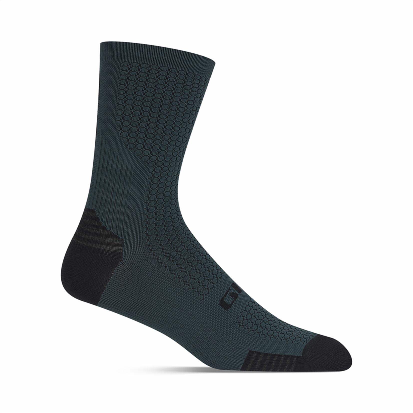 Giro Giro - Socke HRc + Grip oxblood L