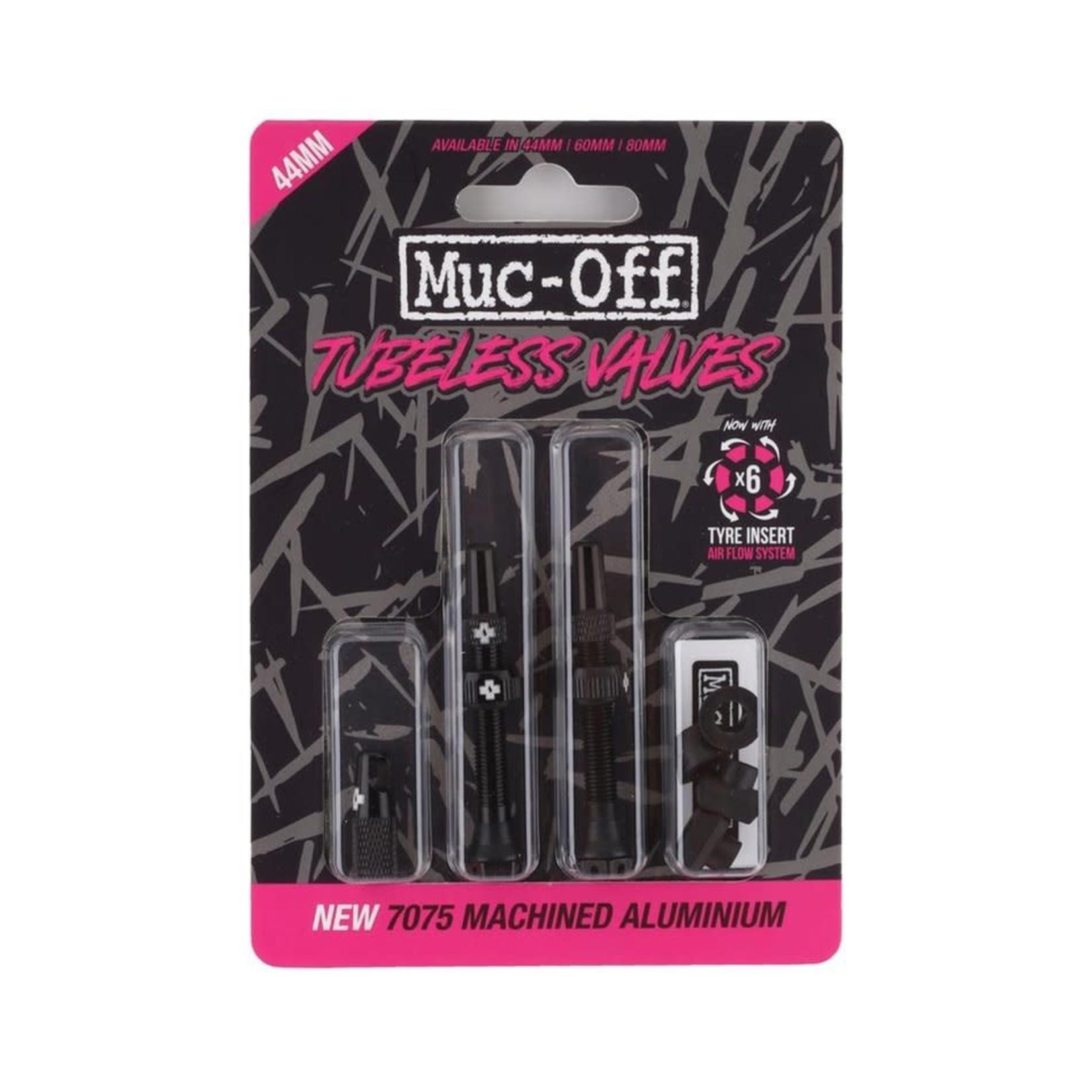 Muc-Off MUC-OFF - valvola tubeless V2 - Black