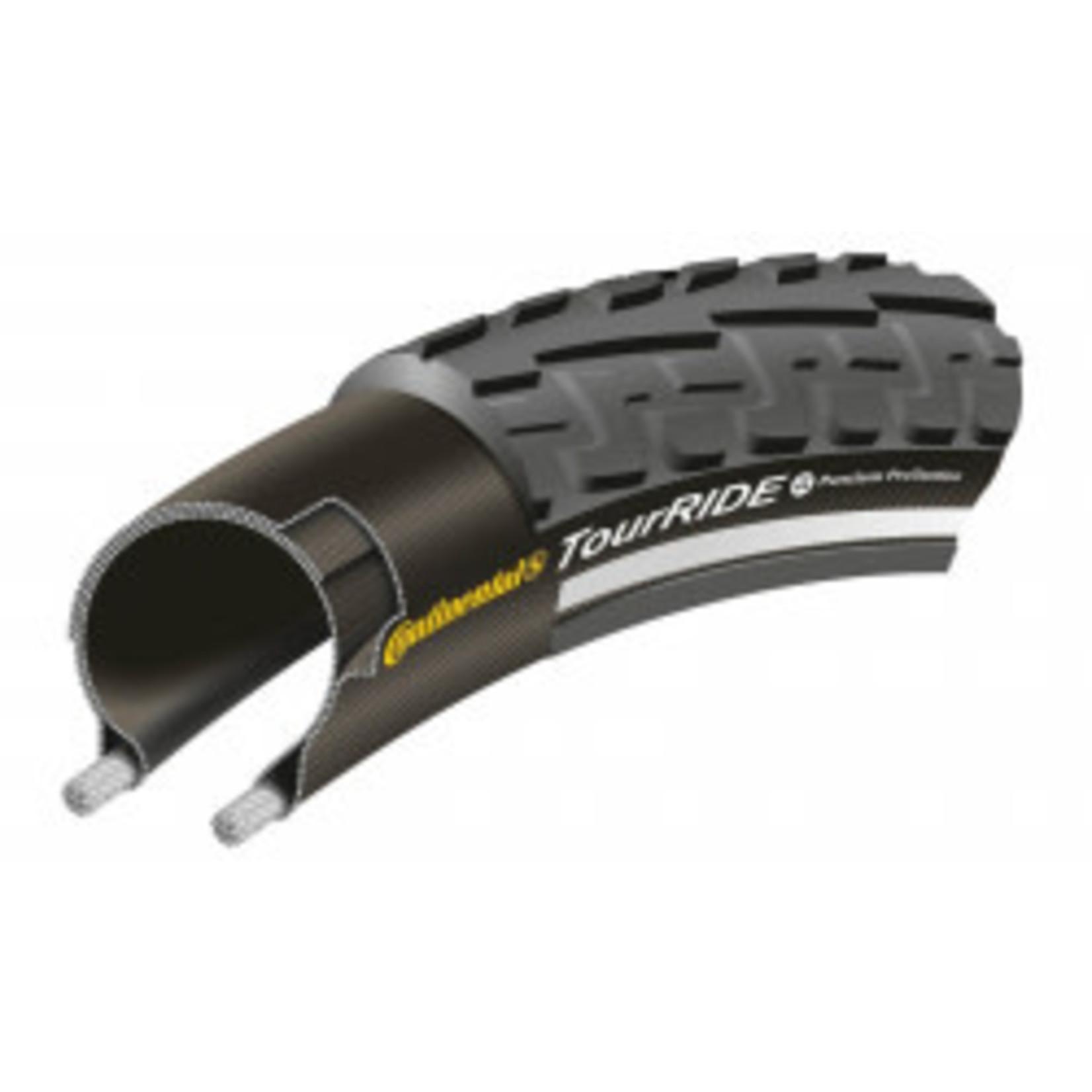 CONTINENTAL Continental - Reifen Tour Ride Reflex 650B 27.5x1.6