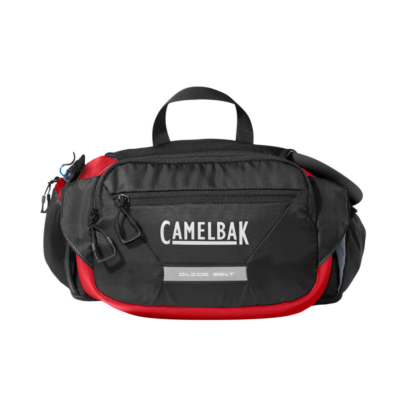 CAMELBAK CamelBak - Glide Belt rossa/nera