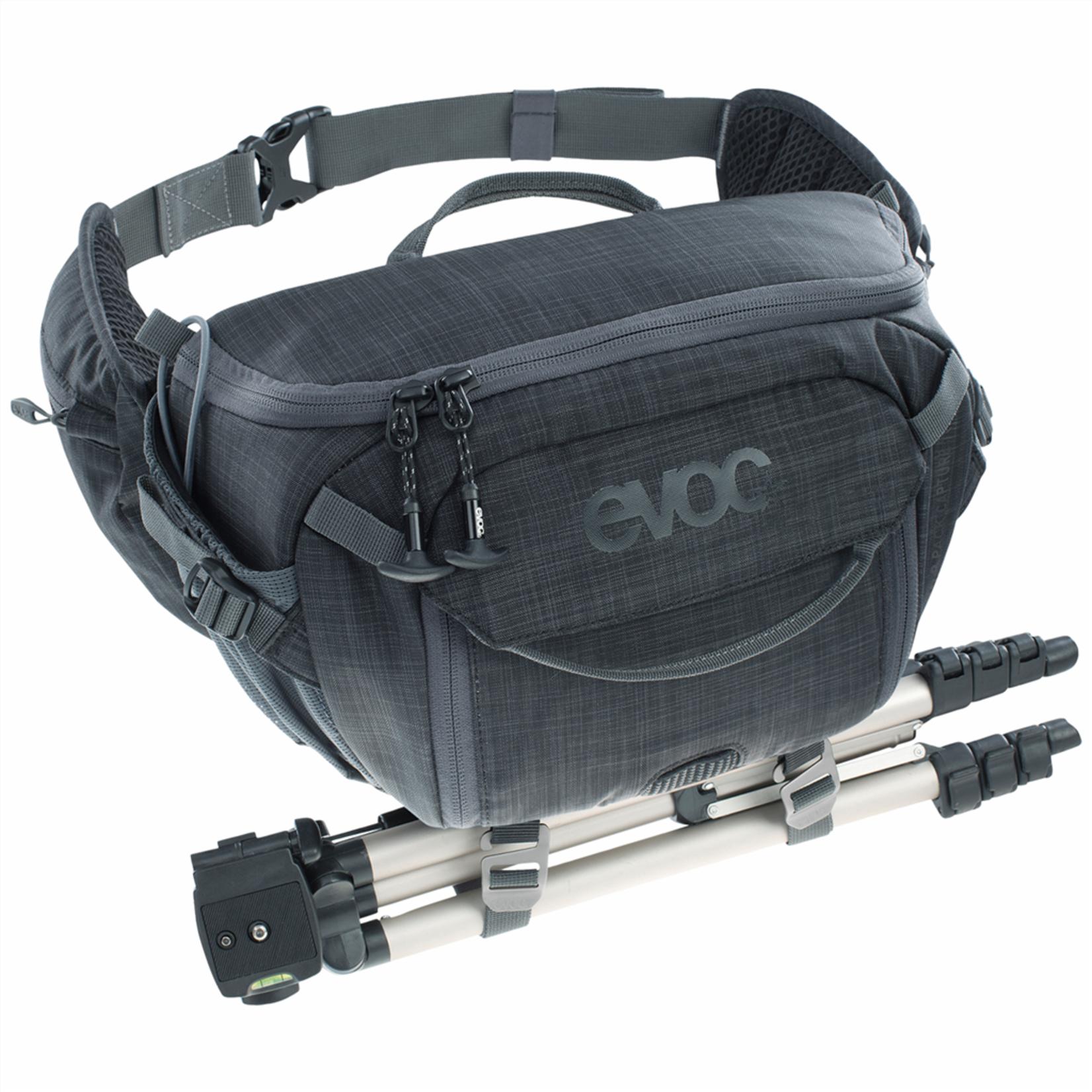 EVOC EVOC, Hip Pack Capture 7L, Bag, 7L, Heather Carbon Grey