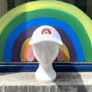 sun visor white