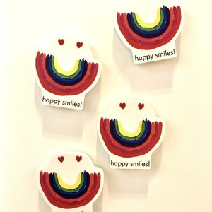 magnet happy smiles
