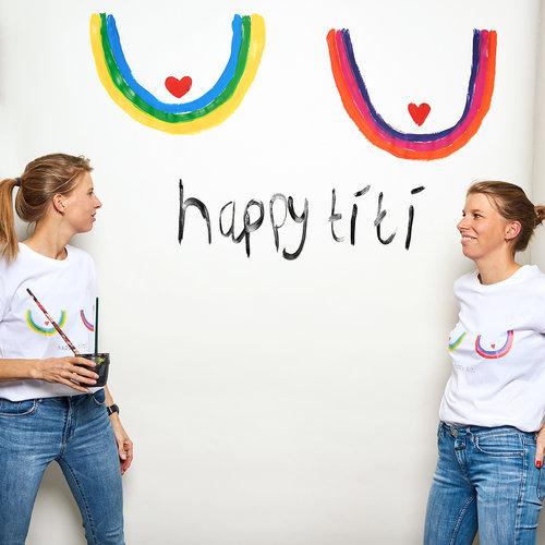 happy títí T-shirt