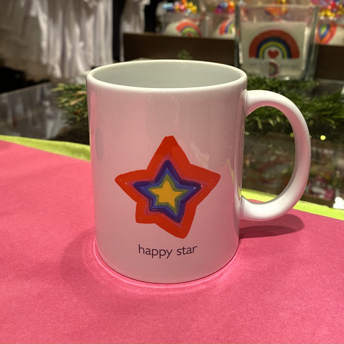 mug happy star