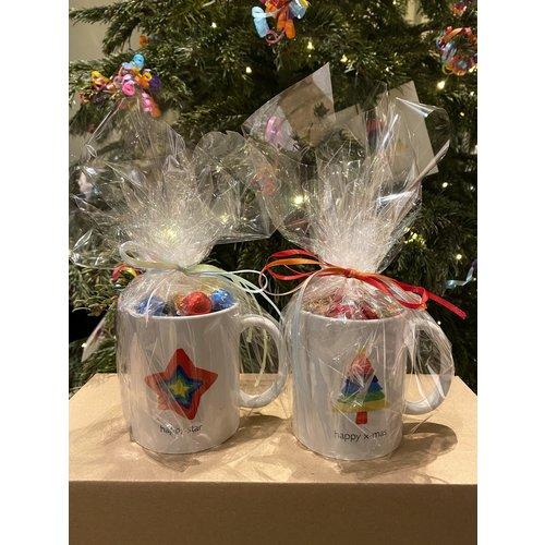 candy mug happy star