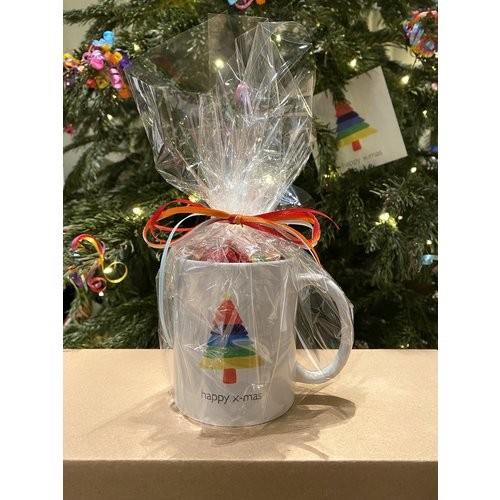 candy mug happy x-mas