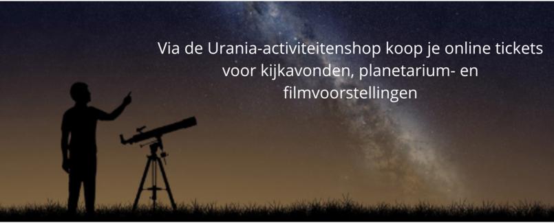 Welkom bij Urania