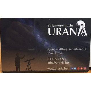 Word lid van Volkssterrenwacht Urania