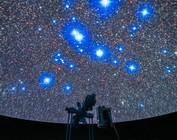 Planetarium tijdens de zomervakantie