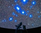Planetarium tijdens de herfstvakantie