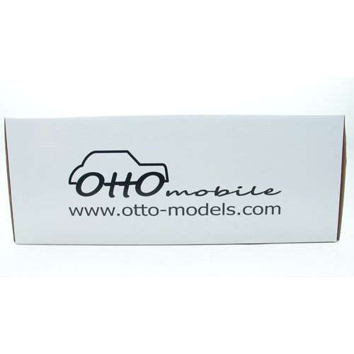 Otto mobile Otto Mobile BMW M3 E30 1987鲑鱼银1:12
