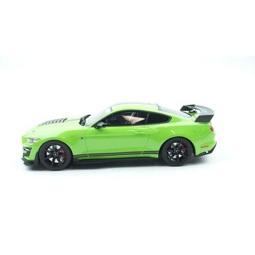 GT Spirit GT Spirit Shelby GT500 2020 Grabber зеленый лайм 1:18