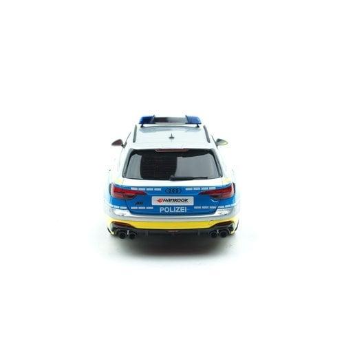 GT Spirit GT Spirit Audi RS4-R ABT Avant Polizei蓝色1:18黑色星期五交易