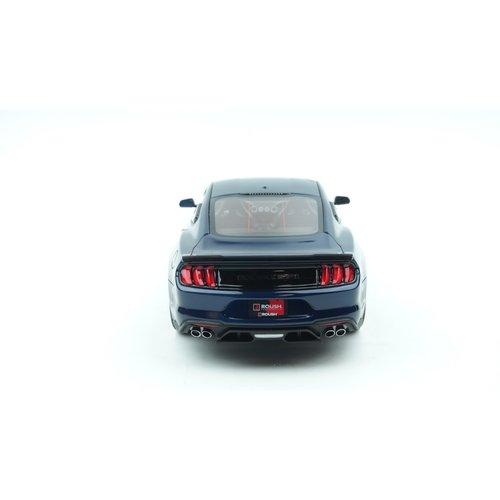 GT Spirit GT Spirit US Ford Mustang Roush Stage 3 2019 Синий 1:18