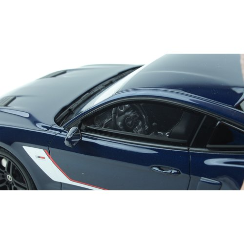 GT Spirit GT Spirit US Ford মুস্তং রুশ স্টেজ 3 2019 নীল 1:18