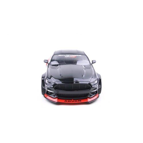 GT Spirit GT Spirit Ford মুস্তং এলবি ★ ওয়ার্কস ব্ল্যাক 1:18 এশিয়া বিশেষ সংস্করণ