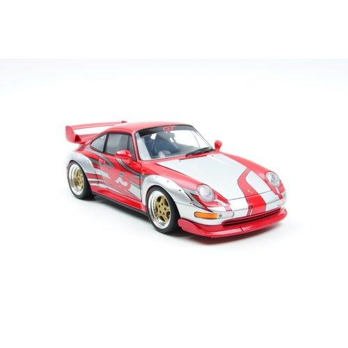 UT Models UT Models Porsche 911 GT2 Street Racing Decoration 1:18