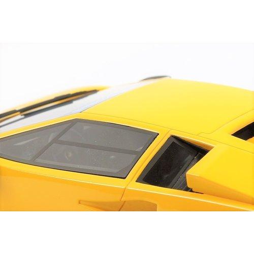 GT Spirit GT Spirit Koenig Countach Twin Turbo 1983 Yellow 1:18 Asia Special Edition