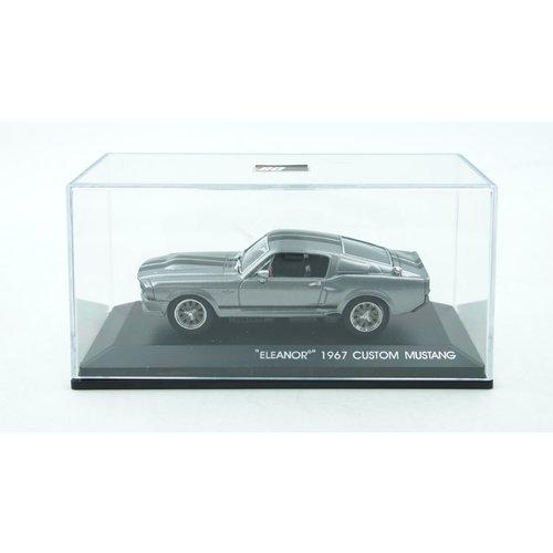গ্রিনলাইট গ্রিনলাইট Ford সস্তার সেকেন্ডে 1967 গ্রে 1:43 এ মুস্তাং ইলিয়েনর চলে গেছে