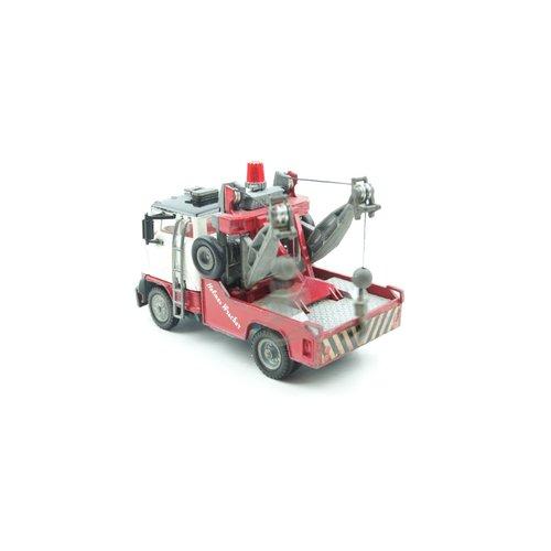 Corgi Corgi Ford ডিজেল তো ট্রাক লাল / কালো - ব্যবহৃত