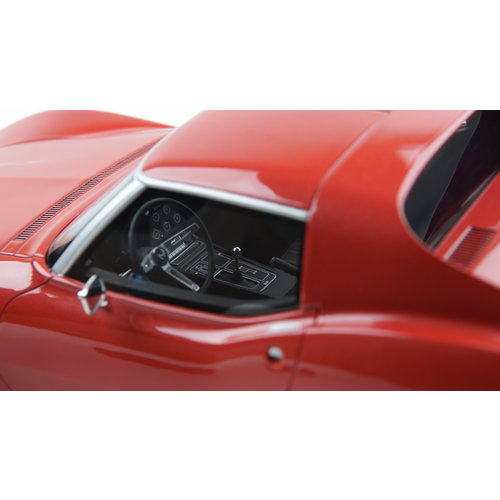 GT Spirit GT Spirit Chevrolet Corvette C3 1972 Brons 1:12